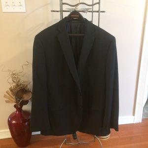 Calvin Klein black blazer sport coat